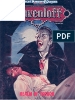 Ravenloft - Realm of Terror (Black Boxed Set) v2nd