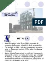 Presentación Metal S.a. Sept 2014