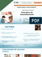 presentacion inmunizaciones
