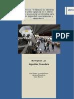 Proyecto Mercado Camaras de Seguridad