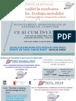 Prezentare PPT - CNIV2016 by Marin Vlada