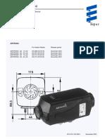 Airtronic D2-D4 Manual