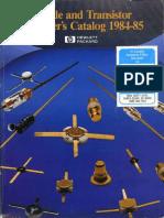 1984 Transistor and Diode Designers Handbook
