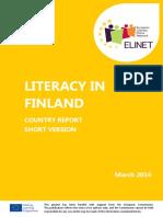 Finland Short Report