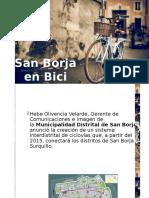 San Borja en Bici