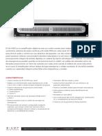 Biamp Data Sheet Vocia Va-4030 Jan12 Es-la