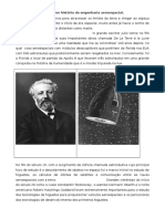 Historia Engenharia Aeroespacial