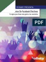Facebook Event Guide Es