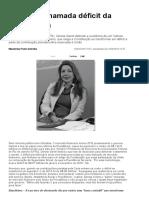 """A """"farsa"""" chamada déficit da Previdência - Brasileiros.pdf"""