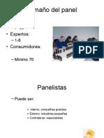 Selección de Panelistas y Pruebas Discriminativas Quimica de Alimentos (2)