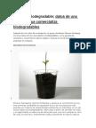 En La Era Biodegradable