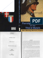 Foreign Legions of the Third Reich (Vol. 1) - David Littlejohn