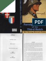 Foreign Legions of the Third Reich (Vol. 1) - David Littlejohn