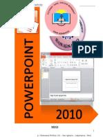 Manual de Power Point Cetpro Areglos