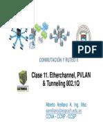 Clase 11 Etherchannel & PVLAN