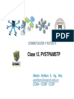 Clase 12 Pvst&Mstp
