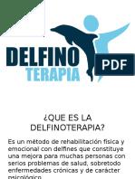 EXPOSICION DELFINOTERAPIA