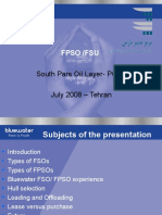 FPSO - Presentation