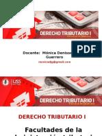 Derecho Tributario I - Semana 4 y 5 USS.pptx