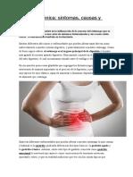 Gastritis Crónica