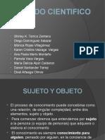 Diapositivas Metodo Cientifico - Metodologia