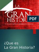00- Presentación de La Gran Historia