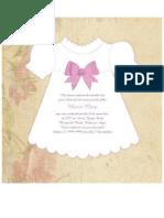 vestido imprimir