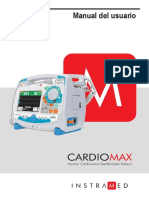 Cardiomax Manual Del Usuario Esp