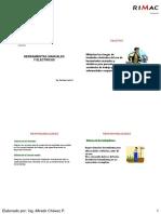 Herramientas Electricas y Manuales