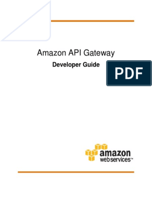 Amazon API Gateway | Application Programming Interface