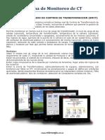 RELEVAR Sistema de Monitoreo de CT SMCT