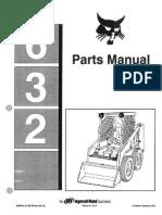 Bobcat 630 631 632 PartsManualOCRSmall