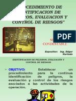 PRESENTACIÓN DE IPER + CONTROLES