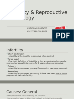 infertility   reproductive technology final