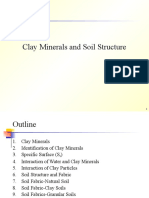 Clay Minerals and Soil Structure