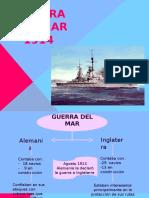 Guerra Del Mar