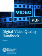 Digital Video Quality Handbook