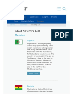 List of the Countries Members of the GECF _ GECF