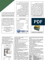 Guia de Instalacion y Manual de Usuario Mk4010