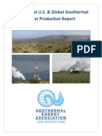 2015 Annual US Global Geothermal Power Production Report Draft Final