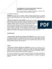 Funciones de La Enfermera en Cuanto Al Proceso Del Cuidado de Enfermería en El Servicio de Medicina