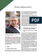 Frank Richter - Arbeitsgruppe Menschenrechte
