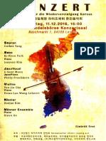 2016-12-11 Korea-Vereinigungs-Konzert Leipzig