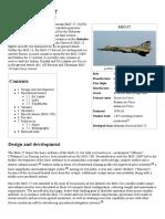 Mikoyan MiG 27