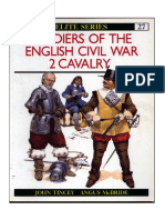 Osprey - ELI 027 - Soldiers of the English Civil War (2) Cavalry.pdf
