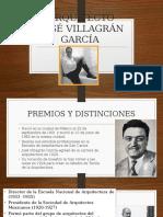 Arquitecto José Villagrán García