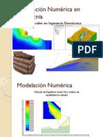 Modelación Numérica en Geotecnia