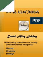 C&B Dental Alloy Joining