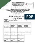 Plan de Calidad Lt 13.8kv Qh a&Q-Toquepala Rev0