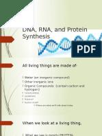 Kuliah Sintesis Protein